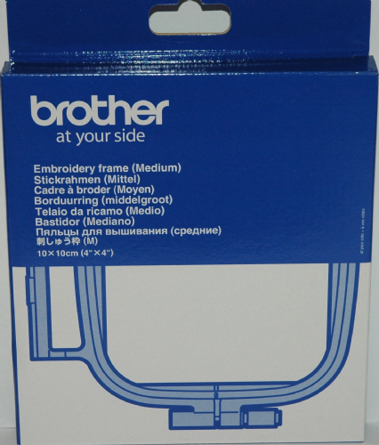 "Brother EF83 Embroidery Frame  4""x 4"""